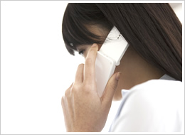 4.自分の任意保険会社に事故連絡をする