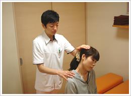 2.負傷部位の検査