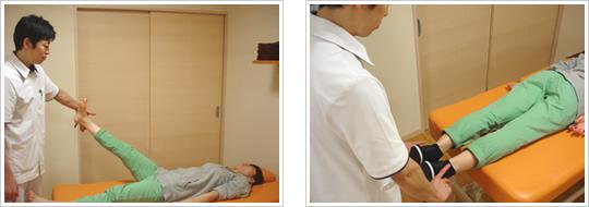 3.全体的な神経(筋)バランスの検査