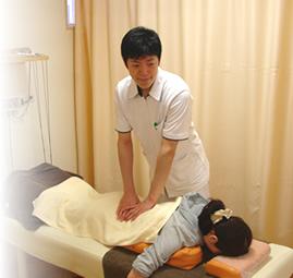 接骨・整骨(筋・関節系の治療)
