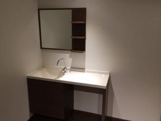 特別個室・洗面台