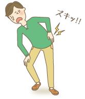 交通事故の腰痛について