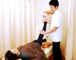 痛みもなく簡易的判断できる方法で治療